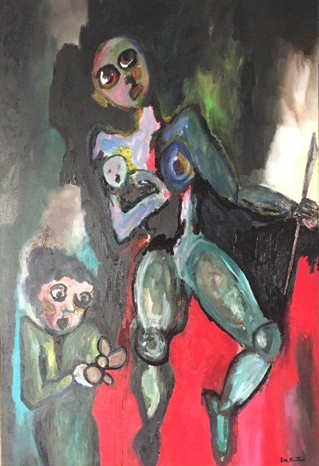 Eve Carton recent work